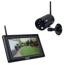 Kit vidéosurveillance sans fil