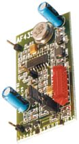 Carte radio embrochable AF 43 S