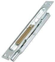 Verrou pour menuiserie métallique unidirectionnel têtière 24 mm