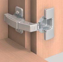 CLIP top ouverture 95° pour fixation dans le prolongement de la porte