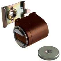 Loqueteau magnétique compact cf 12-6 w