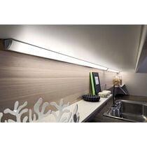 Réglette LED d'angle Minicorner 12 V Sans interrupteur
