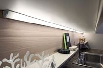Réglette LED d'angle Minicorner 12 V Avec interrupteur tactile