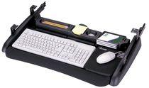 Plateau pour clavier télescopique Modèle de luxe