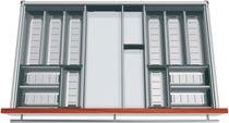 Range-couverts ORGA-LINE Largeur corps de meuble 900 mm