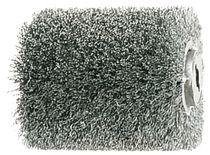 Brosse pour défibreuse 9741 fil d'acier