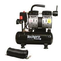 Compresseur silencieux 6L TP6/6SH + tuyau