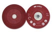 Plateau support pour disque fibre cubitron 2