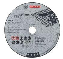 Disque acier / inox pour meuleuse GWS 10,8 V