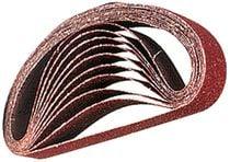 Bande abrasive pour ponceuse Makita Largeur 9 mm / Longueur 533 mm