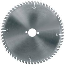 Lame de scie circulaire carbure pour aluminium / PVC