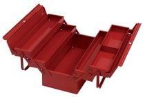 Boîte à outils 5 compartiments