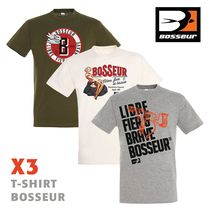 Lot 3 tee-shirts Bosseur