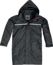 Manteau de pluie polyester enduit PVC