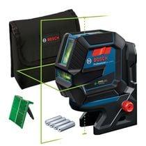Niveau laser combiné GCJ2-50G vert + support RM10