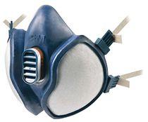 Demi-masque anti vapeur 4255