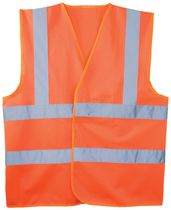 Gilet baudrier HV Orange