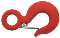 Crochet à oeil pour élingue chaîne