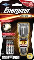 Torche aluminium LED 250 Lum