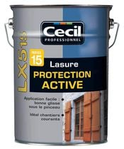 Lasure protection active LX515