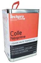Colle néoprène liquide haute température