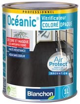 Vitrificateur oceanic Finition opaque