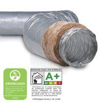 Gaine PVC souple ECOSOFT avec isolation thermique