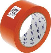 Adhésif PVC orange économique