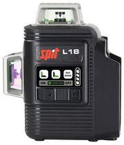 Lot niveau laser vert 18V + Pulsa 800P découverte