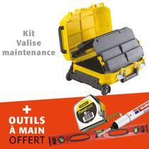 Valise de maintenance + outils à main