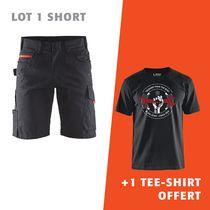 lot 1 short 1499 + 1 tee-shirt offert