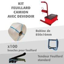 Kit feuillard atelier