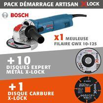 Pack démarrage artisan x-lock