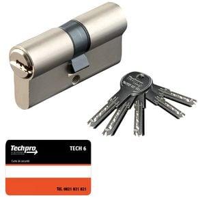Cylindres de sureté Techpro