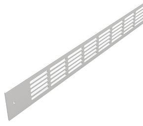 Grille plate