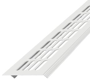 Grilles d'agencement aluminium