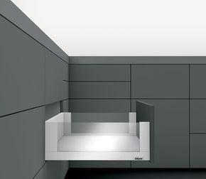 Kit tiroir LÉGRABOX free - Blanc soie mat