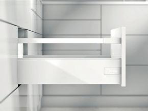 Hauteur de côtés K pour tube D (115,6 mm)