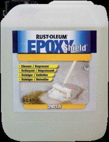 Préparation des sols Rust-Oleum