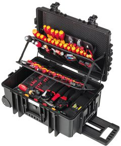 Trolley de mantenance électricien XXL 2 115 pièces