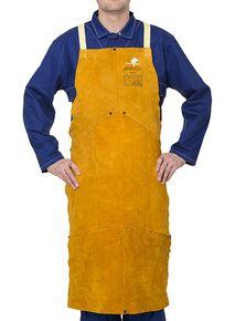 Vêtements cuir du soudeur