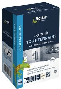 Joints carrelage