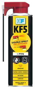 Dégrippant lubrifiant KF5 double spray