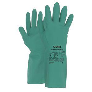 Gants de protection chimique