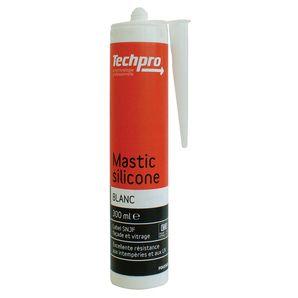 Mastics silicone neutre