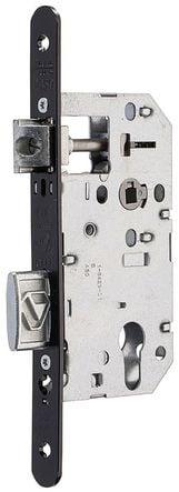 Serrure de sûreté D 455 PR CFPF demi-tour réglable
