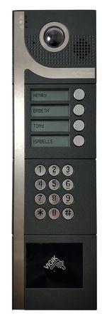 Interphone à boutons pose en saillie