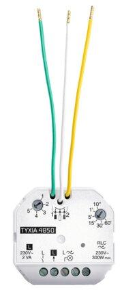Récepteur variateur d'éclairage avec minuterie TYXIA