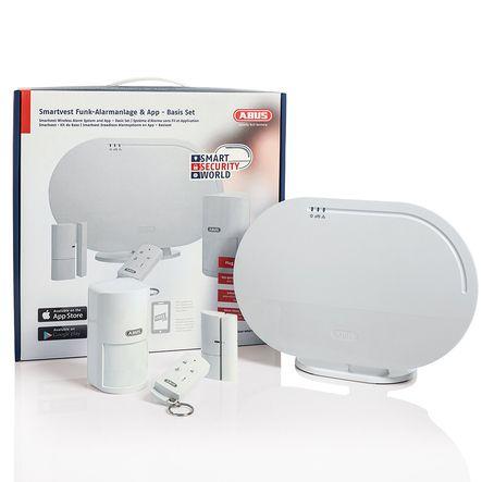 Kit alarme radio Smartvest