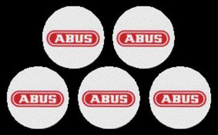 Lot de 5 badges prox Smartvest